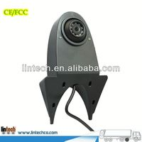Waterproof night vision military car rearview camera for car