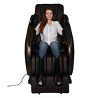 RK1901C-3 L Rail 2D home theater massaggio poltrona Zero Gravity Massage Chair free shipping for central United States only