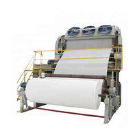 Toilet Tissue Paper Manufacturing Machine Idea Small Industry Ideas Making Machine