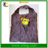 Monkey Shape Foldable Eco Green Reusable Recycled Kids Swimming Bag