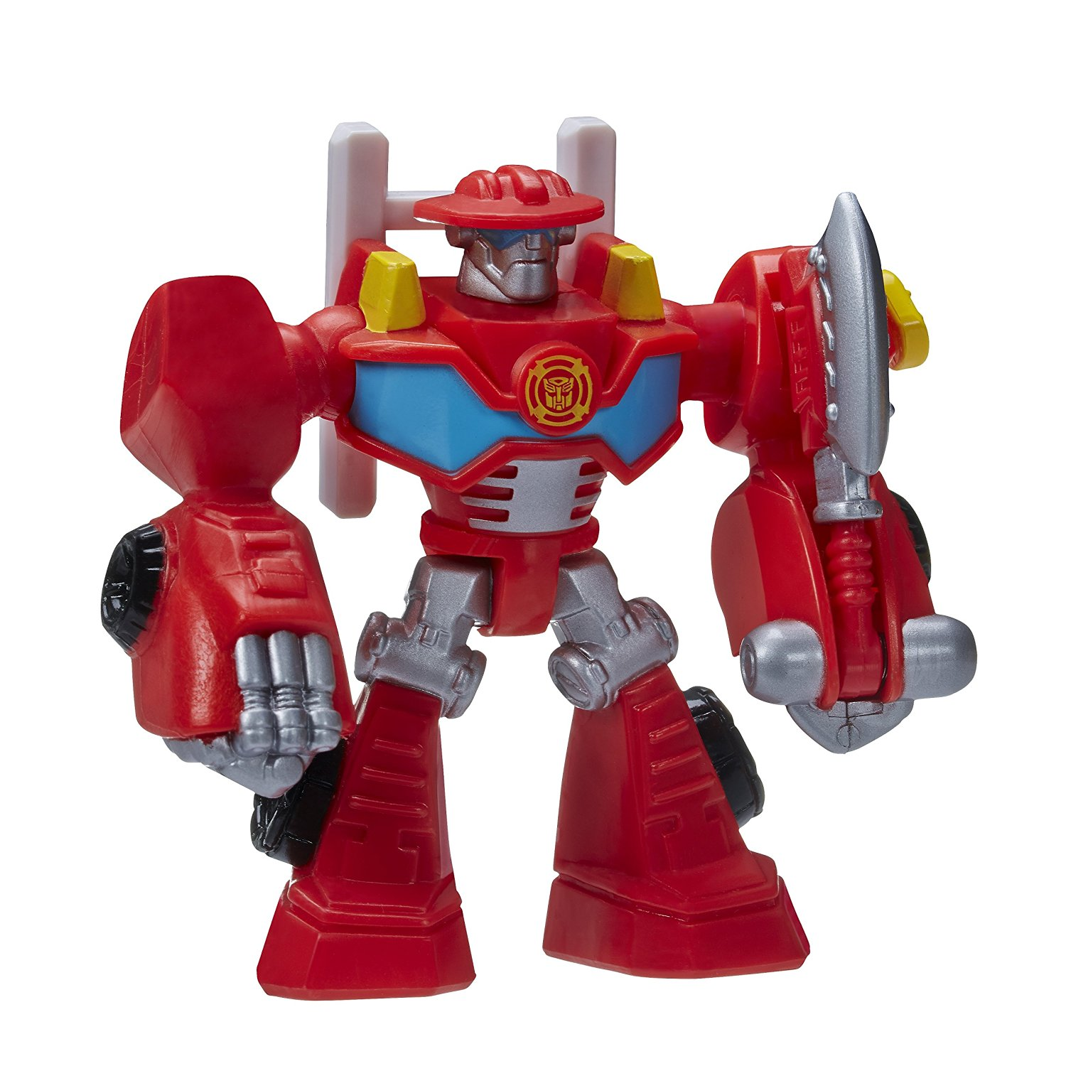 Playskool Heroes, Transformers Rescue Bots, Heatwave The Fire-Bot Figure, 3.5 Inches