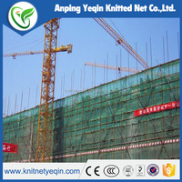 Client Custom safety net for construction building