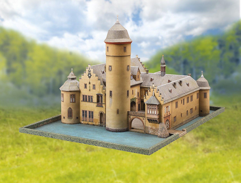 Buy Schreiber-Bogen Card Modelling Mespelbrunn Castle in