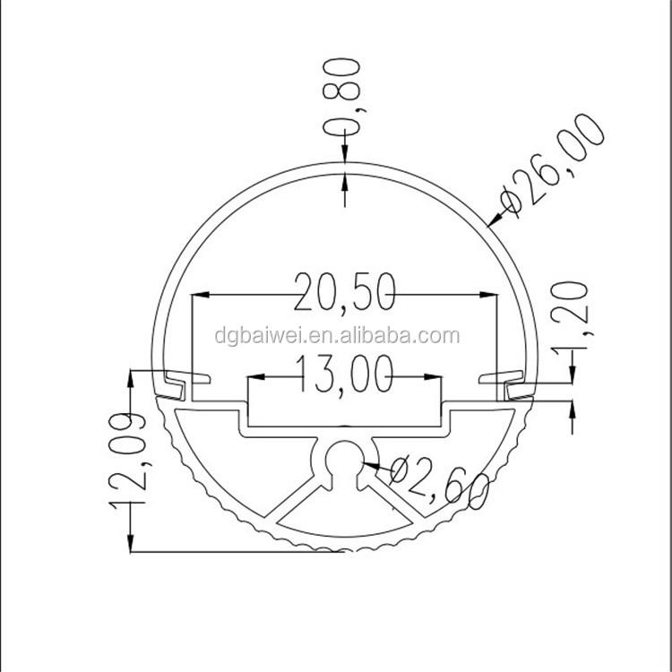 T5 Bulb Diagram