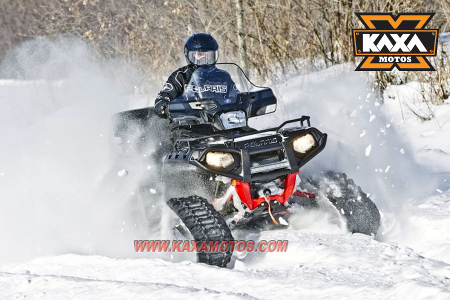 Snow ATV Track Kit