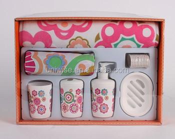 Bathroom Accessories For Cheap cheap bathroom accessories sets plastic bathroom accessories - buy