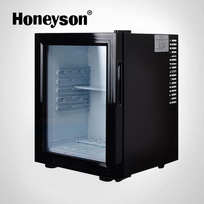 tv and mini fridge stand