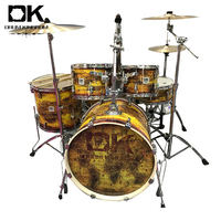 Competitive china factory price electronic online professional drum set