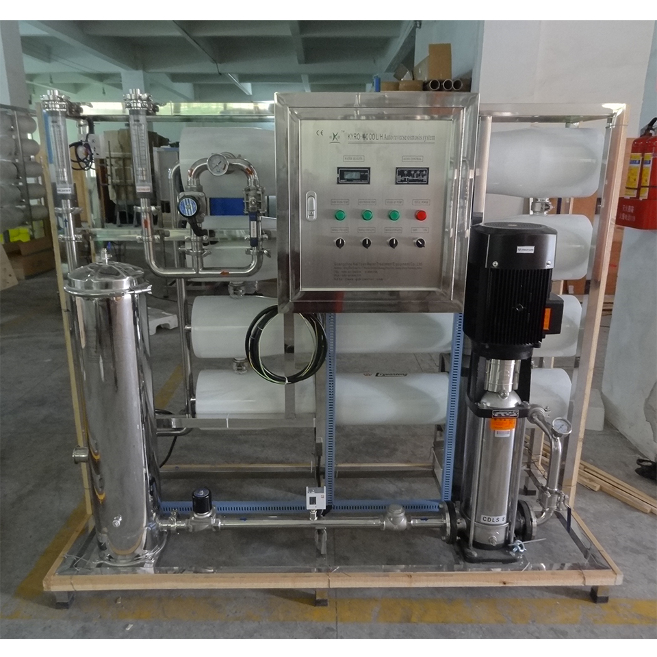 Water Electrolysis Equipment Water Electrolysis Equipment With Reverse  Osmosis High Pressure Pumps - Buy Ro Purification Plant,Water Electrolysis
