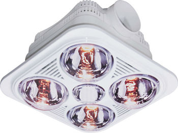 Hlf 3 In 1 Heater Light Fan Buy Bathroom Heater Product On