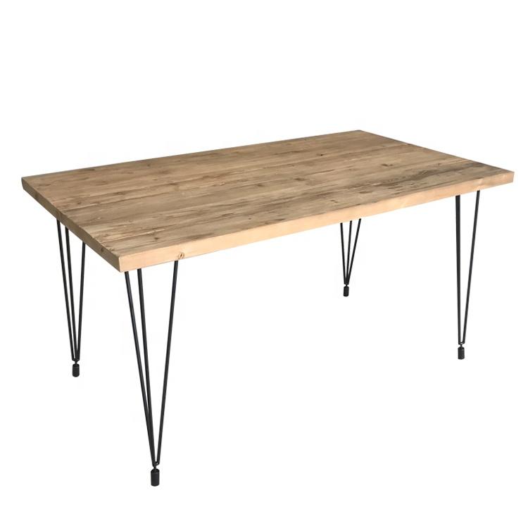 Venta al por mayor mesas comedor rusticas-Compre online los mejores ...