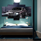 Creative Design Classic Cars Modern Art Painting Retro Canvas Oil Painting Art Home Decor Wall Pictures For Living Room Posters
