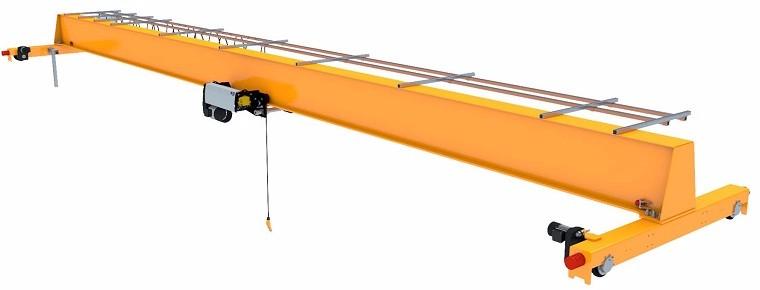 Overhead Cranes Europe : European demag model single girder overhead cranes with