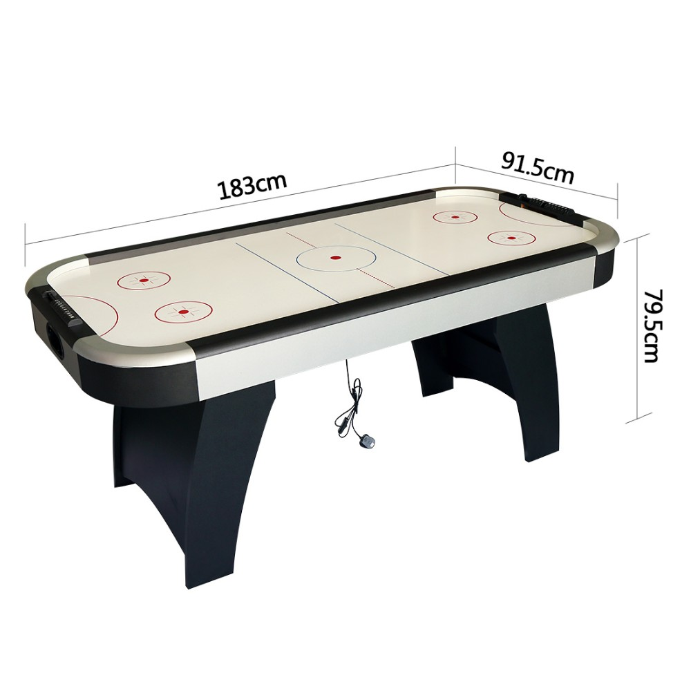 HLC 6 Ft. Air Hockey Table