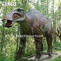 Life-size robotic dinosor for park