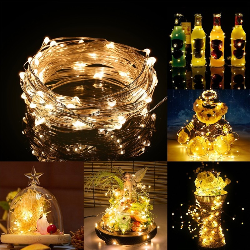 Outdoor G50 Globe Festoen Lights Led Lampen Holiday Wedding Decoratieve Verlichting Kerstverlichting Led String
