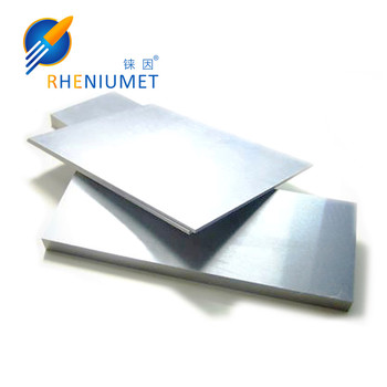 High quality Molybdenum plate/sheet