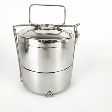 In Acciaio Inox Alimentare <span class=keywords><strong>Carrier</strong></span> 15 cm Indiano Tiffin Lunch Box