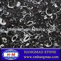 Wholesale Chinese Nature Sea shell marble stone