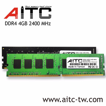 Taiwan Factory Price 2400mhz Ram 4gb Ddr4 Memory Ram Ddr4