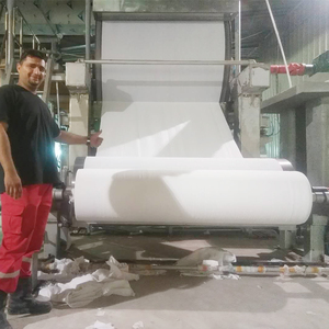 Gram Weight Of Paper 13 To 30 Gsm Tissue Paper Making Machine Toilet
