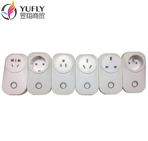 Smart Wifi Socket US/UK/EU/AU Plug Remote Control Power Strip Timing Switch for Smart Home Automation Electronic System