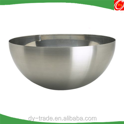 250mm AISI201 304 316 Half Empty Mirror Polished Reflective Steel Ball/Steel Hemisphere