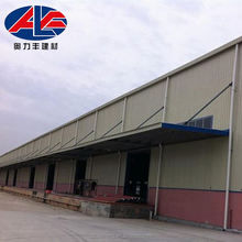Design Steel Structure Warehouse And Building