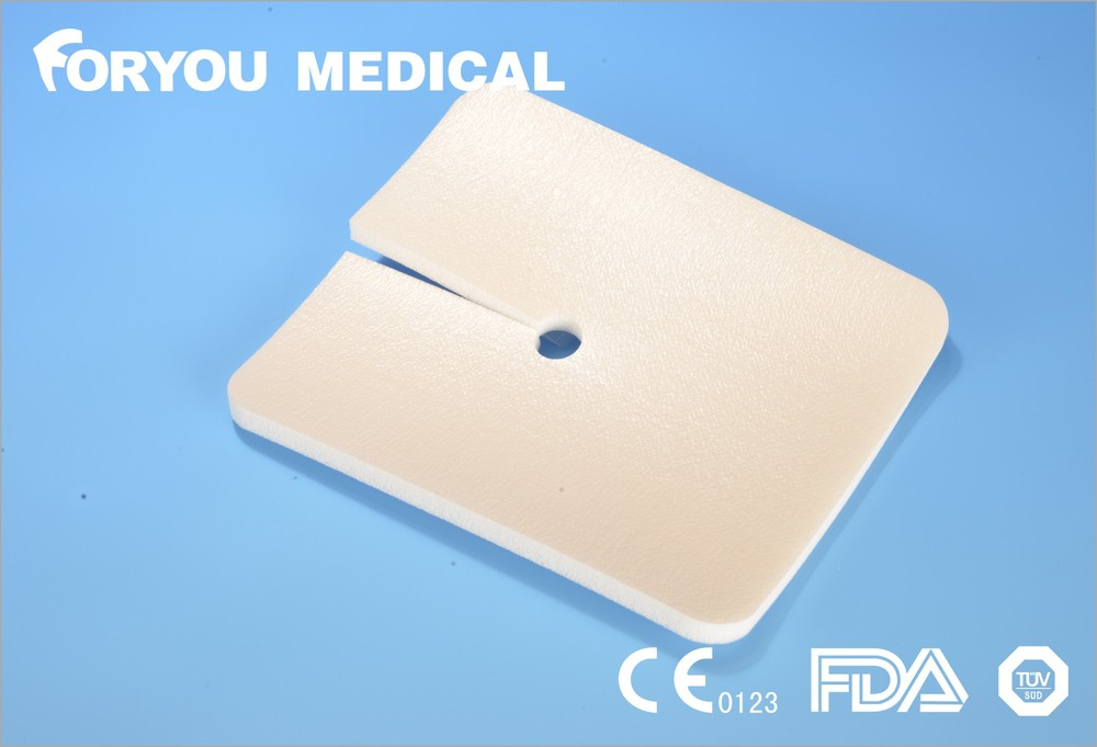 Foryou Medical New Premium oem tracheostomy mepilex dressing diabetic foot wound tracheostomy wound dressing mepilex
