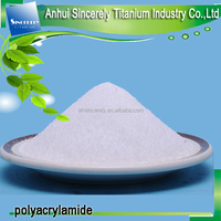 AS brand flocculant polyacrylamide pam