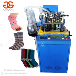 Good Performance Cotton Sock Making Knitting Socks Manufacturing Machine