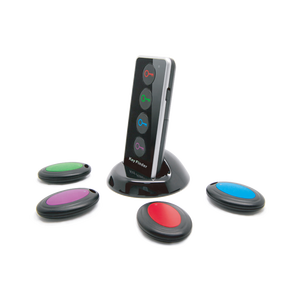 Smart tag wireless remote control key finder anti-lost alarm whistle key  tracker finder smart key finder