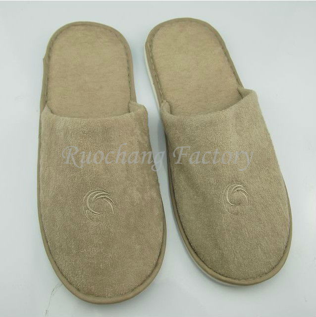 Promotional men pu slipper,pu arabic slippers for men