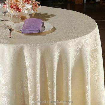 Tablecloth Long Term Use Fancy Table Cloth Dubai Clothes Used Decoration