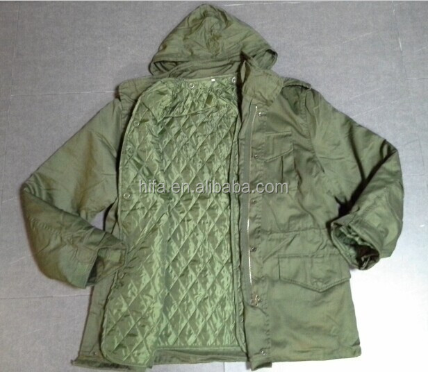 military winter jacket warmer field jacket