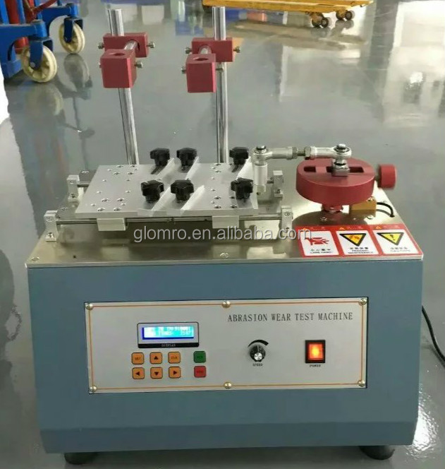 coating surface alcohol abrasion tester