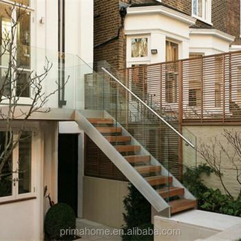 Escaleras Exteriores Para Casas Barandilla Modelo Zarzal