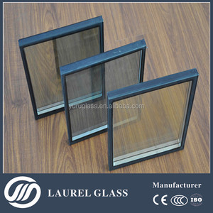 Clear/Tinted/Reflective/Tempered/Laminated/Argon/Low-E Insulated Glass with 4A, 6A, 9A, 12A, 15A, 16A