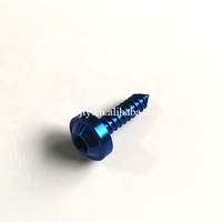 Titanium alloy m4 m6 self-tapping screws