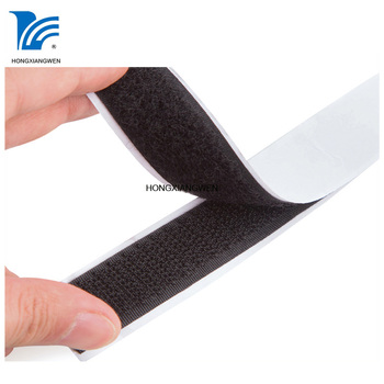 Strong self adhesive 100% Nylon Hook and Loop Strips new hook & loop products