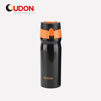 2018 double wall sport bottle vacuum water bottle with handle