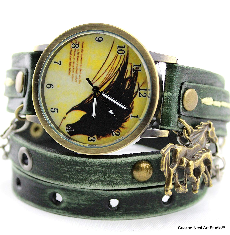 94d278b11 Cheap Leather Wrap Watch Women S, find Leather Wrap Watch Women S ...
