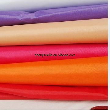 Factory price 600d poly oxford fabric
