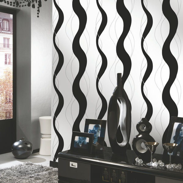 Nice Cheap Vinyl Washable Wallpaper For Hotel And Apartment ...
