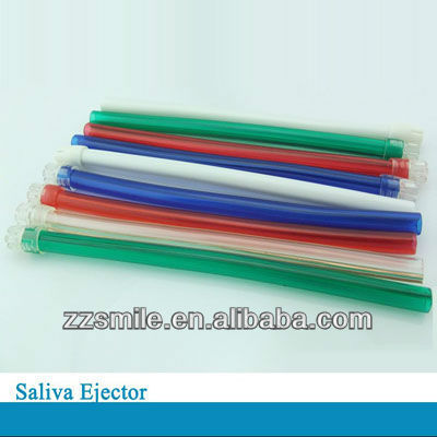 Dental mouth oral disposable saliva ejector suction