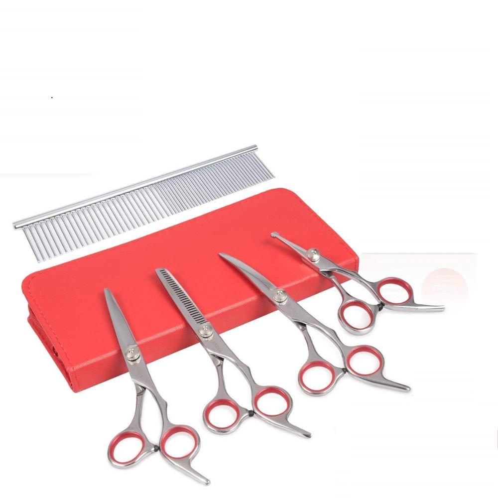 Best selling trade assurance order possible pets grooming scissors
