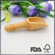 Wooden scoop bath salt scoop mini scoop