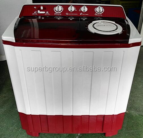 Lg model grote capaciteit twin tub wasmachine
