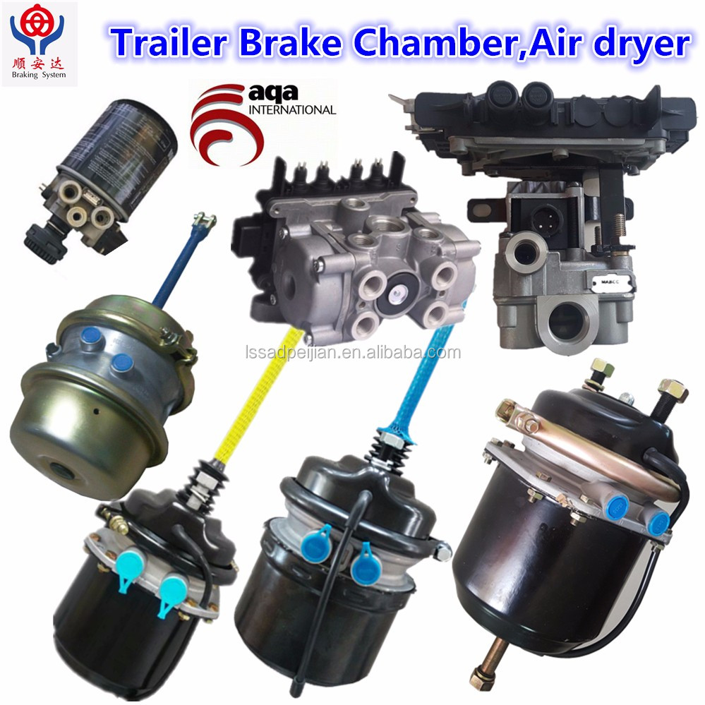 Buy Iveco truck parts truck brake chamber in China on Alibaba.com