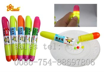 Electric Light Pen Toy Candy - Buy Toy Candy,Candy Toy,Toy With ...